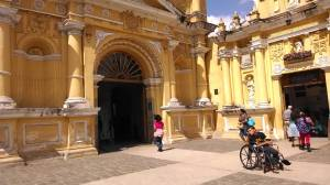 Las Obras home in Antigua Guatemala