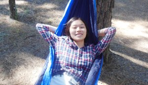 Sao's hammock time