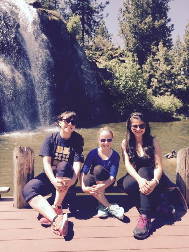 Guatemalan friends at Spokane park